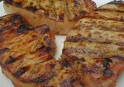 Barbecued Turkey Breast