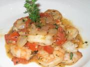Chat 'n Dish: Shrimp Provencal