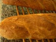 Baked Baguettes