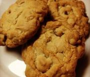 Nut Wafers (cookies)