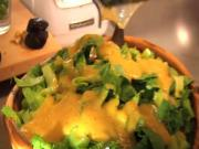 Mango Salad Dressing with Dates and Thai Mango and Cashew Salad Dressing