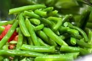 how do you blanch green beans