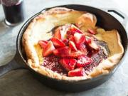 Dutch Baby Pancake - Breakfast & Brunch