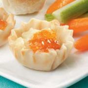 Make phyllo cups as a base for different recipes
