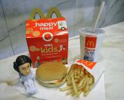 Ban on McDonald's happy meal toys