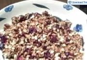 Old Fashioned Stovetop Granola
