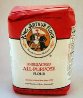 Useful unbleached flour