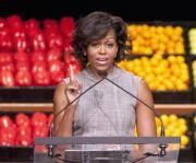 Michelle Obama and her health initiative