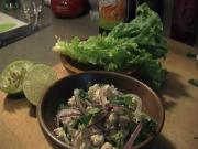 Laab Gai (Thai Chicken Salad)