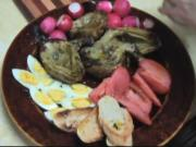 Grilling Fresh Artichokes