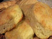 Buttermilk Breakfast Biscuits