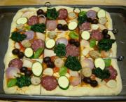 Food fun – Sudoku Pizza
