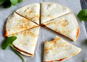 Quesadillas with Goat Cheese