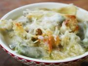 Green Bean & Wild Mushroom Casserole
