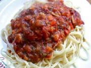 Pasta With Lamb Oreganata