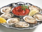 International oysters to try on!