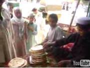 Making Bread or Naan in Peshawar