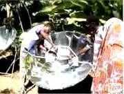 Solar Cooking Zanzibar Sweet, Halua