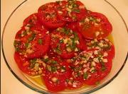 Zesty Basil-Tomato Salad