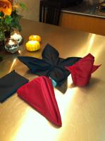 Artful Napkin Folding- 5 designs to set your table