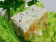 Betty's Frozen Pineapple Cream Salad