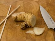 Buying and Storing of Galangal