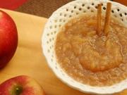 Quick Chunky Applesauce