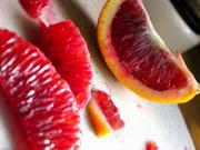 Blood oranges are gift of health from nature