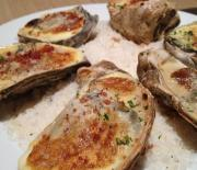 Oysters Farcis