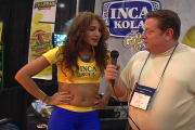 About Inca Kola at Comida Latina