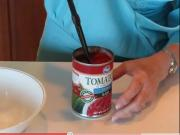 How To Easily Chop Canned Tomatoes