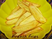 Simple And Quick French fries