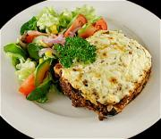 Moussaka is an utterly delicious eggplant based Greek recipe