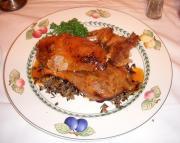 Roast Wild Duck