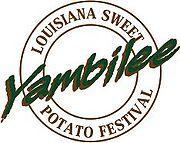Yambilee Festival - Famous Sweet Potato food festival logo