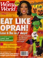 Eat like Oprah Winfrey
