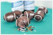 Super bowl foods made lighter