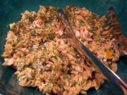 Seafood Pasta Salad.