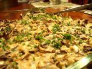 Mushroom And Barley Casserole