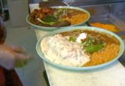 Mike Gonzalez Of The Hispanic Food Network Visits La Preza