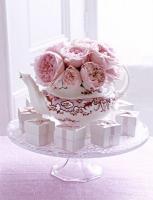 Pedestal cake plates