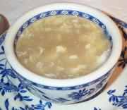 Quick Egg Soup