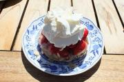 Old Fashioned Strawberry Shortcake