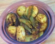 Homemade Tari Bhaji