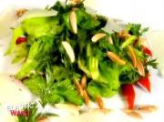 Farmer's Market Herb Salad