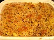 Sweet Potato And Parsnip Casserole
