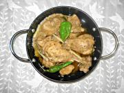 Healthier Appetizing Chicken Korma