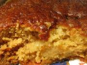 Baked Butterscotch Pudding Cake