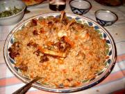 Piquant Chicken Pilaf
