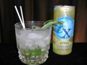 Plummy LicoriX Cocktail